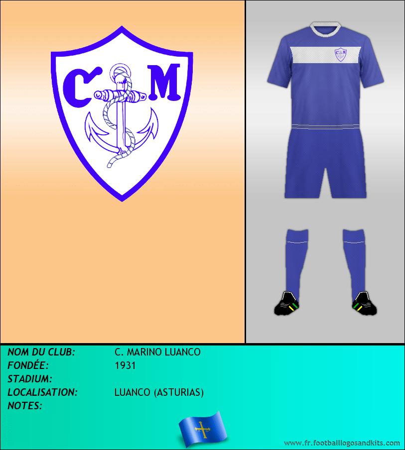 Logo de C. MARINO LUANCO