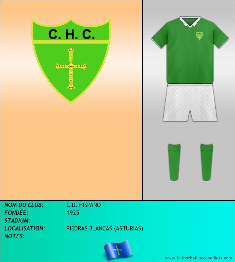 Logo de C.D. HISPANO