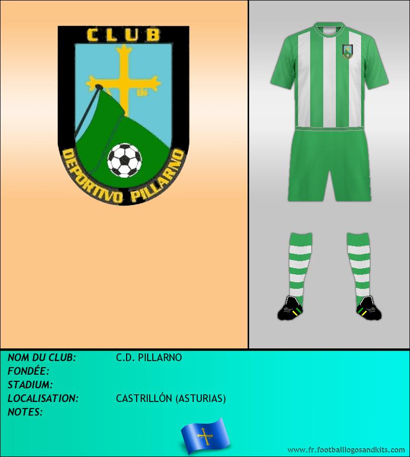 Logo de C.D. PILLARNO