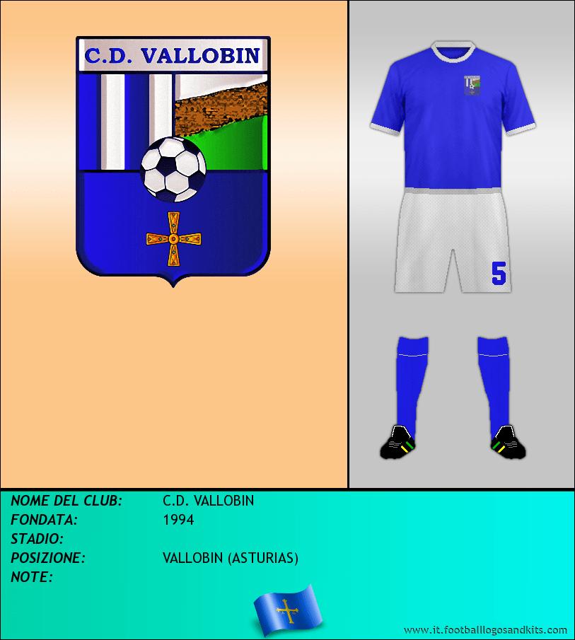 Logo di C.D. VALLOBIN