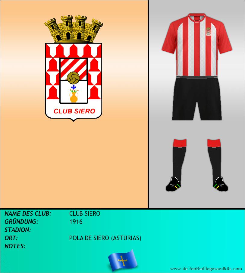 Logo CLUB SIERO
