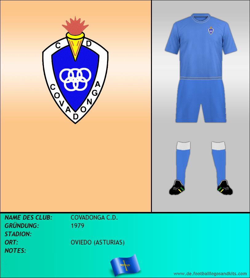 Logo COVADONGA C.D.