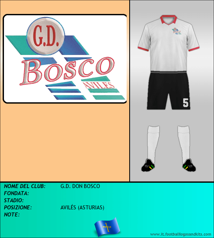 Logo di G.D. DON BOSCO