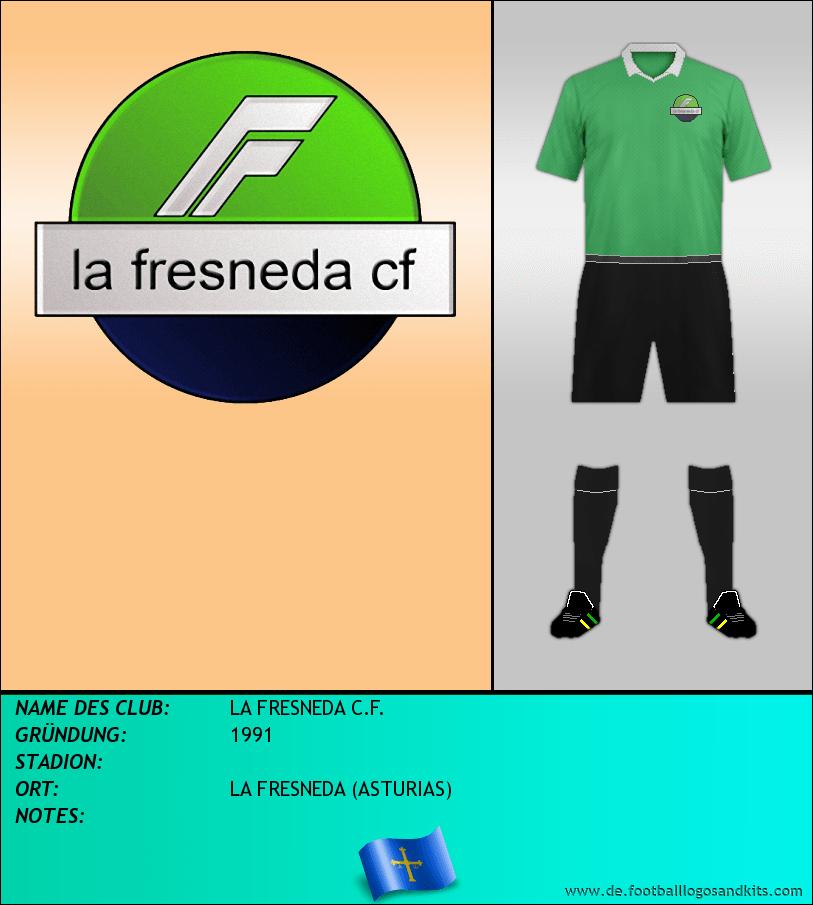 Logo LA FRESNEDA C.F.