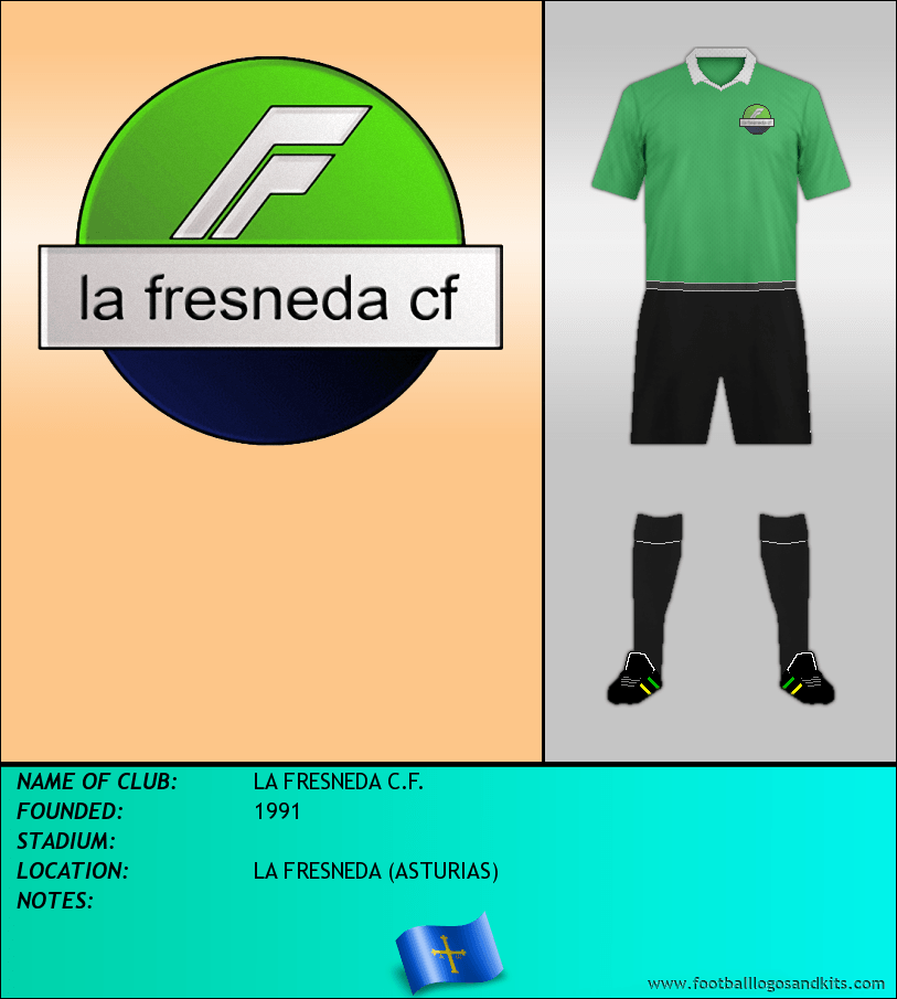 Logo of LA FRESNEDA C.F.