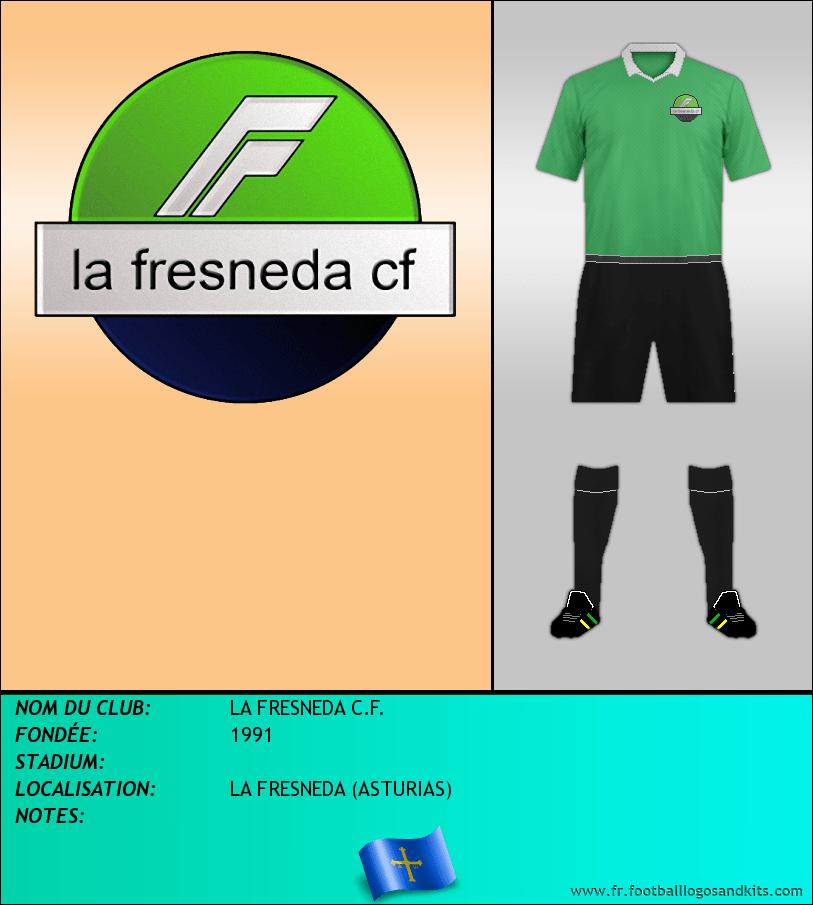 Logo de LA FRESNEDA C.F.