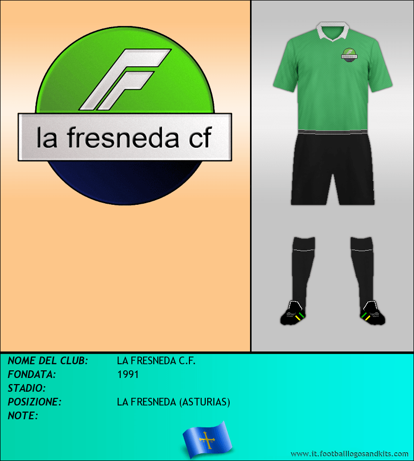 Logo di LA FRESNEDA C.F.