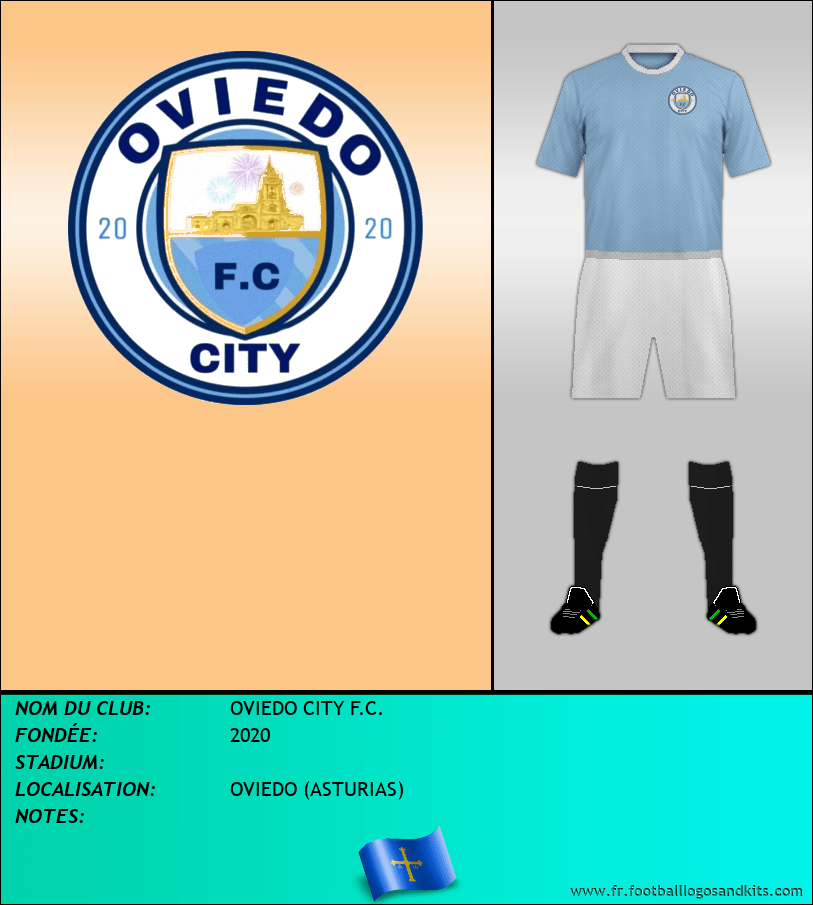 Logo de OVIEDO CITY F.C.