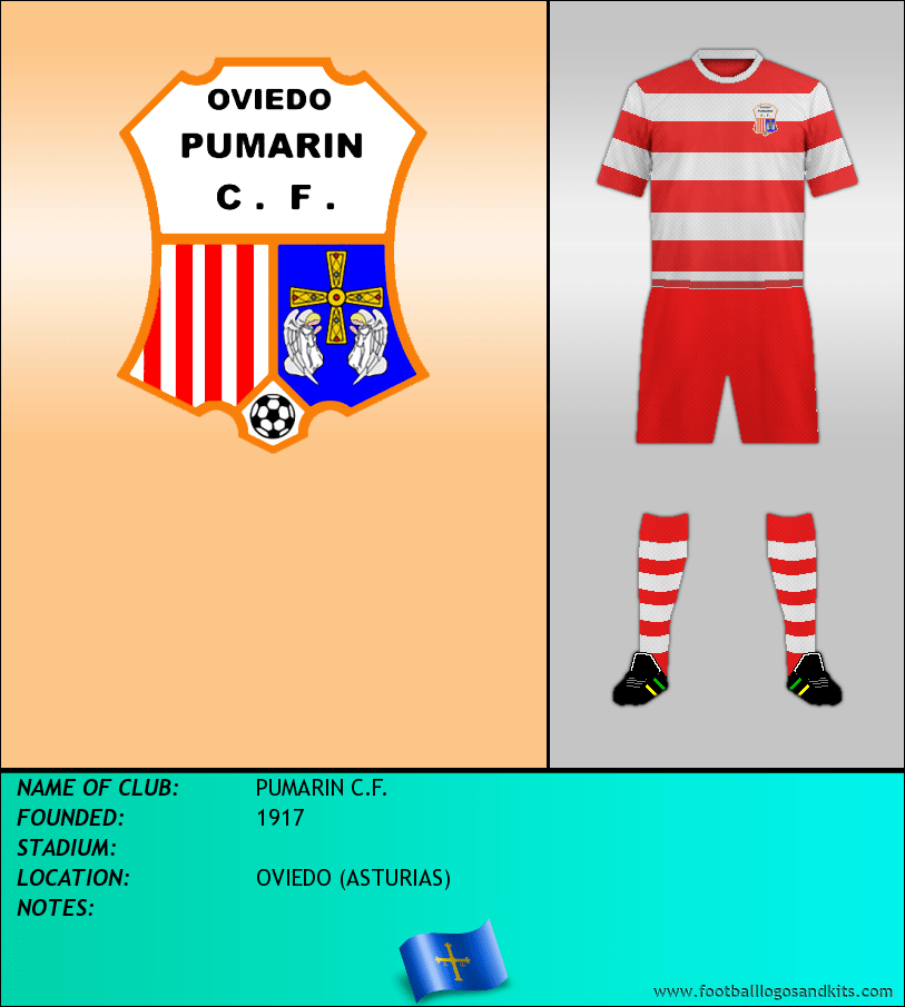 Logo of PUMARIN C.F.