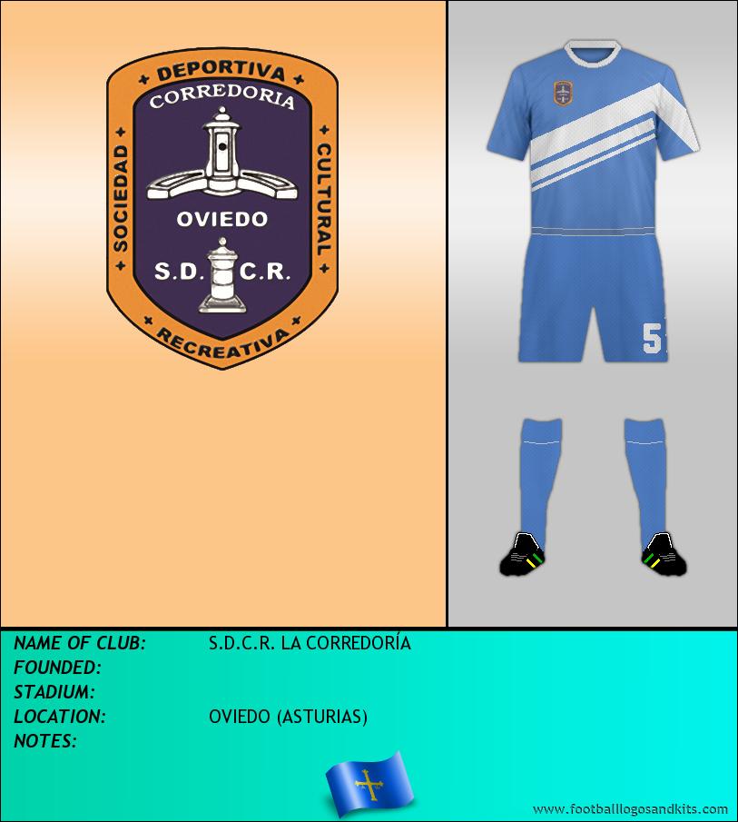 Logo of S.D.C.R. LA CORREDORÍA