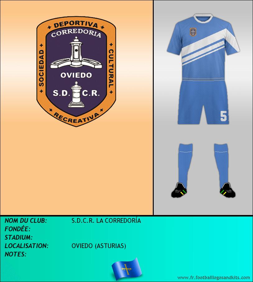 Logo de S.D.C.R. LA CORREDORÍA