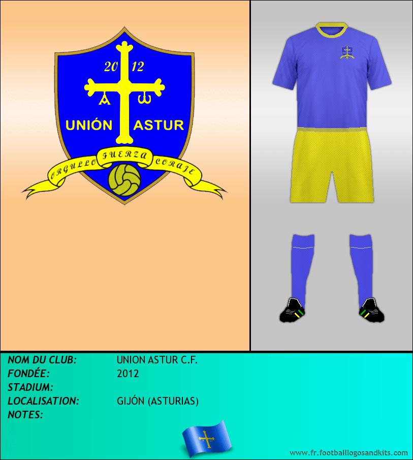 Logo de UNION ASTUR C.F.