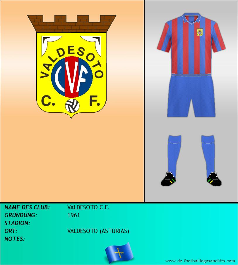 Logo VALDESOTO C.F.
