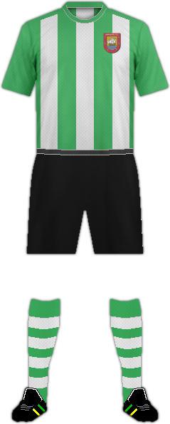 Kit AMPUERO F.C.