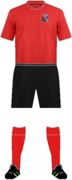 Kit CASTRO FC