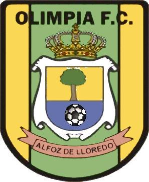 Logo A.D. OLIMPIA F.C. (KANTABRIEN)