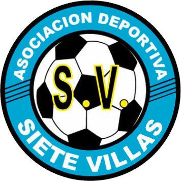 Logo of A.D. SIETE VILLAS (CANTABRIA)