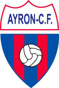 Logo of AYRON C.F. (CANTABRIA)