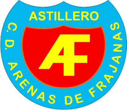 Logo of C.D. ARENAS DE FRAJANAS (CANTABRIA)