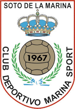 Logo of C.D. MARINA SPORT (CANTABRIA)