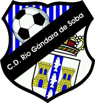 Logo of C.D. RÍO GÁNDARA DE SOBA (CANTABRIA)