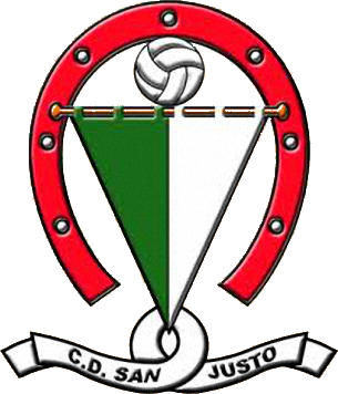 Logo of C.D. SAN JUSTO (CANTABRIA)