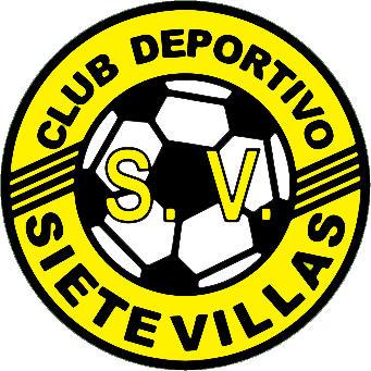 Logo of C.D. SIETE VILLAS (CANTABRIA)