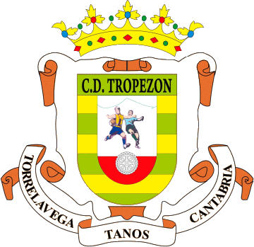 Logo of C.D. TROPEZON (CANTABRIA)
