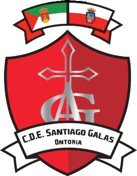 Logo di C.D.E. SANTIAGO GALAS (CANTABRIA)