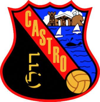 Logo of CASTRO FC (CANTABRIA)