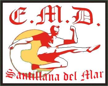 标志D.M.学校桑蒂拉纳 (坎塔布利亚)