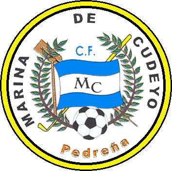 Logo of MARINA DE CUDEYO C.F. (CANTABRIA)
