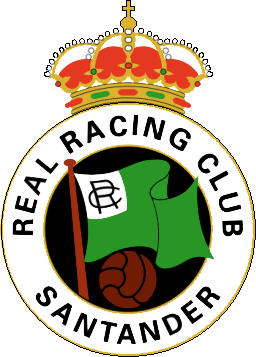 Logo of REAL  RACING DE SANTANDER (CANTABRIA)