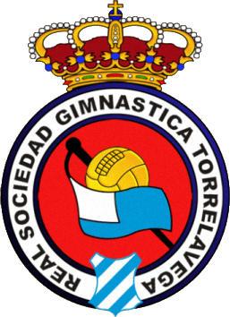 のロゴ王立協会GIMNÁSTICA ・ デ ・ トレラベーガ (カンタブリア)