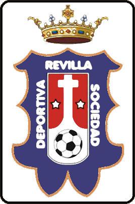 Logo of REVILLA S.D. (CANTABRIA)
