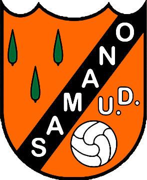 Logo of U.D. SAMANO (CANTABRIA)