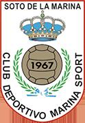 Logo C.D. MARINA SPORT