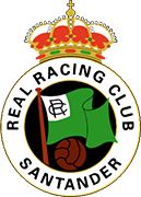 Logo de REAL  RACING DE SANTANDER