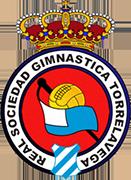 Logo REAL  SDAD. GIMNASTICA DE TORRELAVEGA