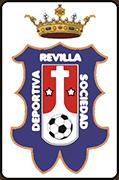 のロゴrevillaスポーツクラブ