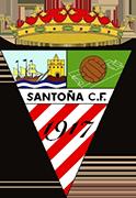 Logo de SANTOÑA CF