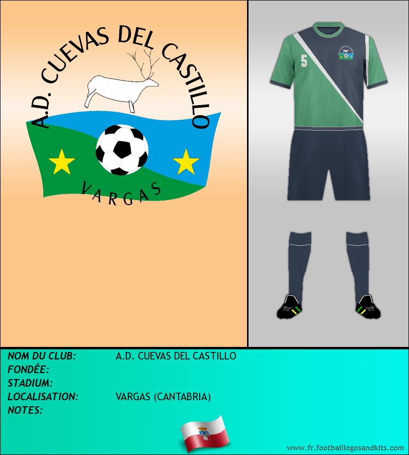 Logo de A.D. CUEVAS DEL CASTILLO
