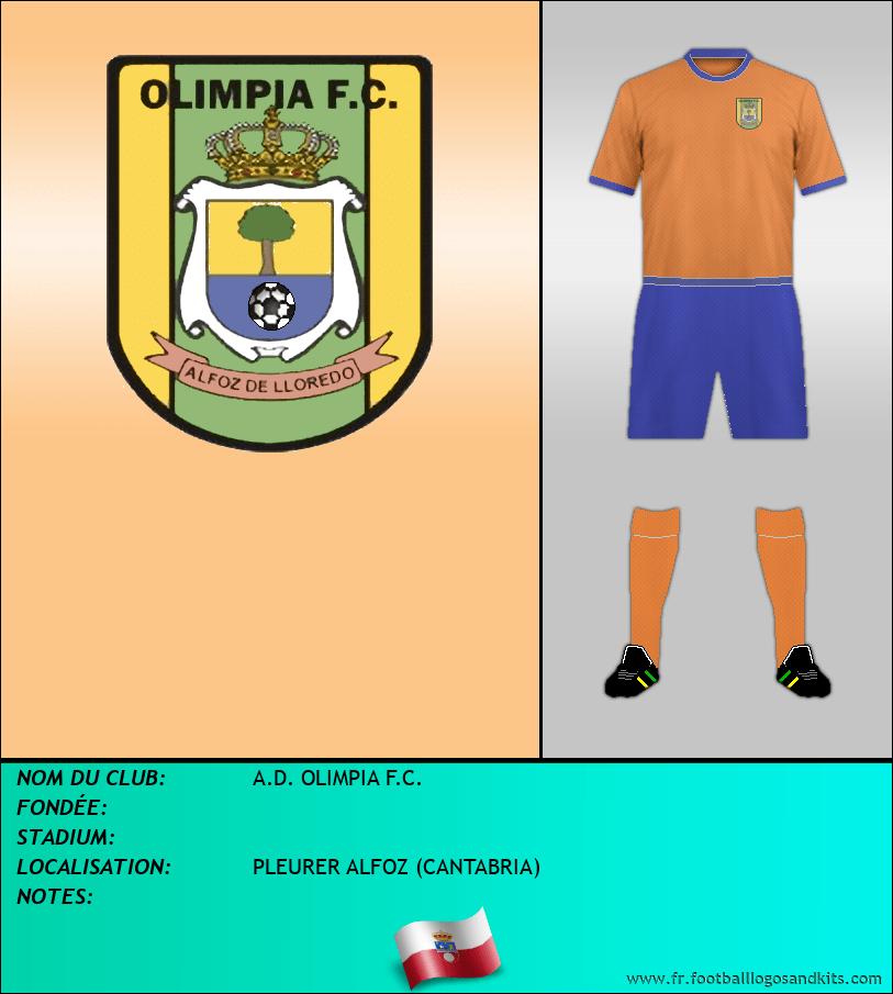 Logo de A.D. OLIMPIA F.C.