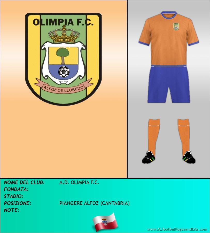 Logo di A.D. OLIMPIA F.C.