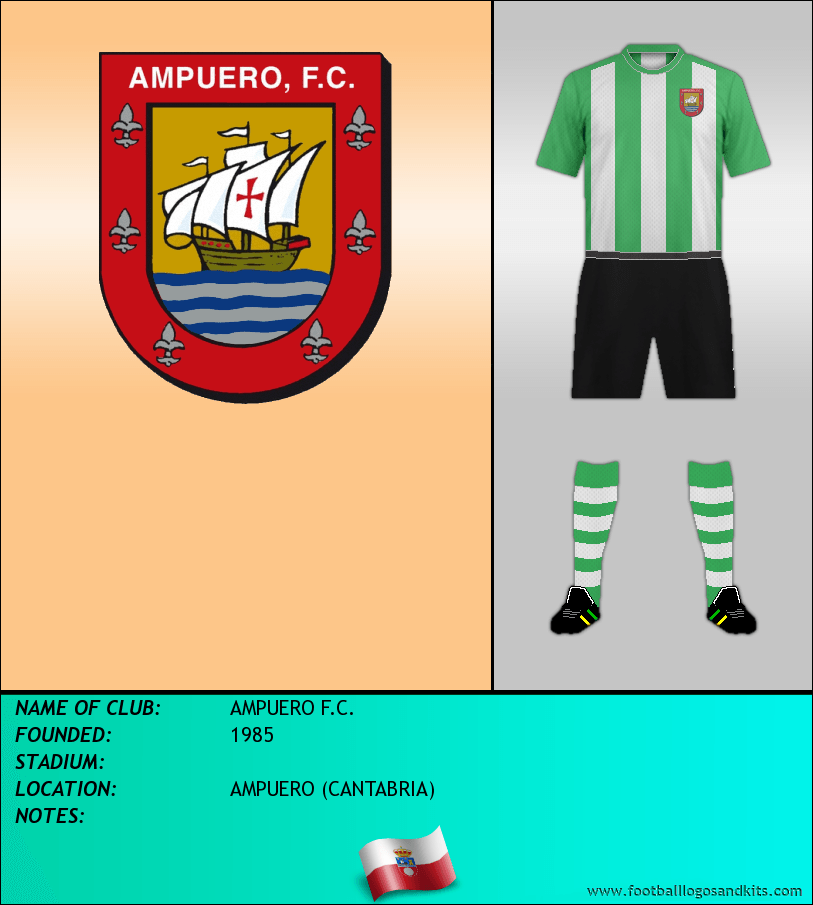 Logo of AMPUERO F.C.