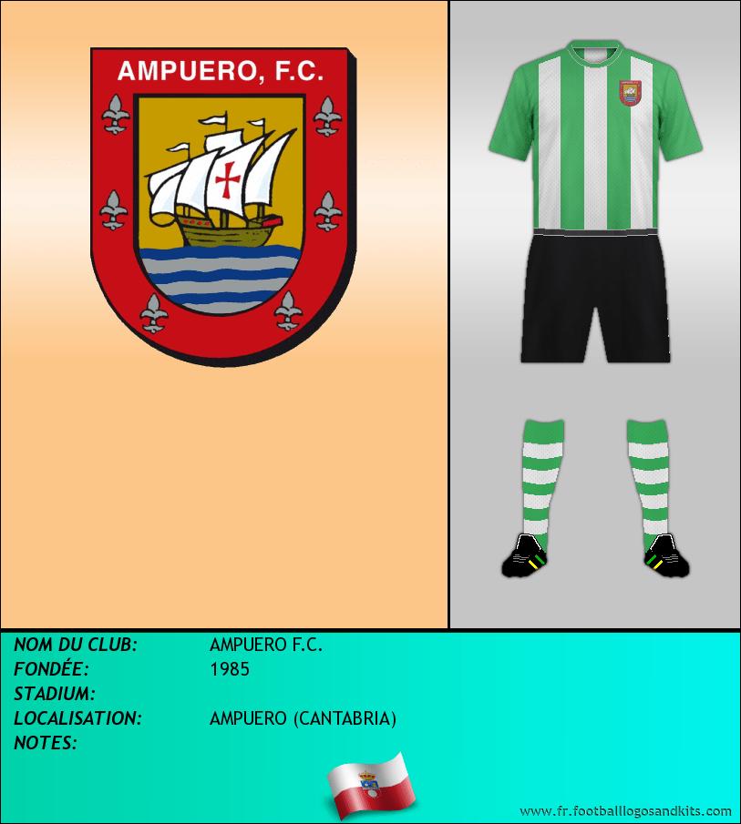 Logo de AMPUERO F.C.