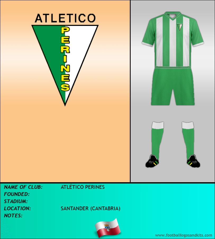 Logo of ATLÉTICO PERINES