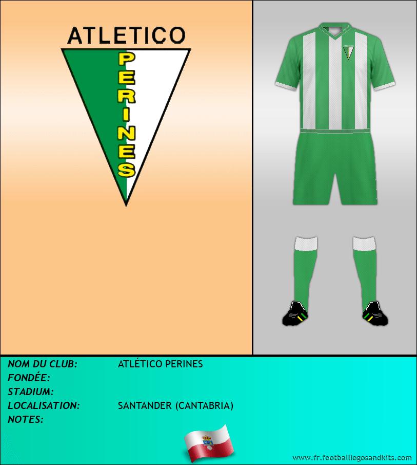 Logo de ATLÉTICO PERINES