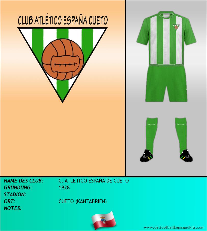 Logo C. ATLETICO ESPAÑA DE CUETO