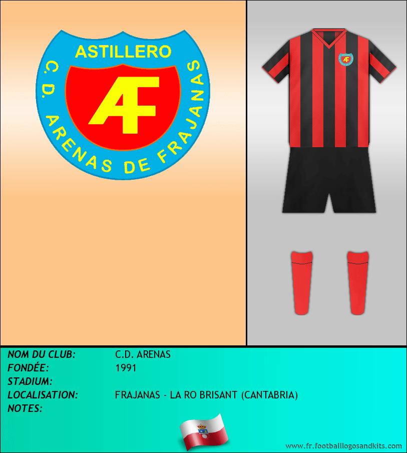 Logo de C.D. ARENAS